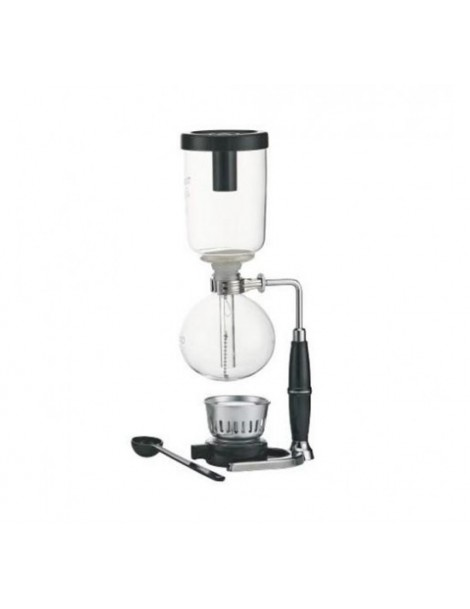 Molinillo Hario Clear Coffee Grinder