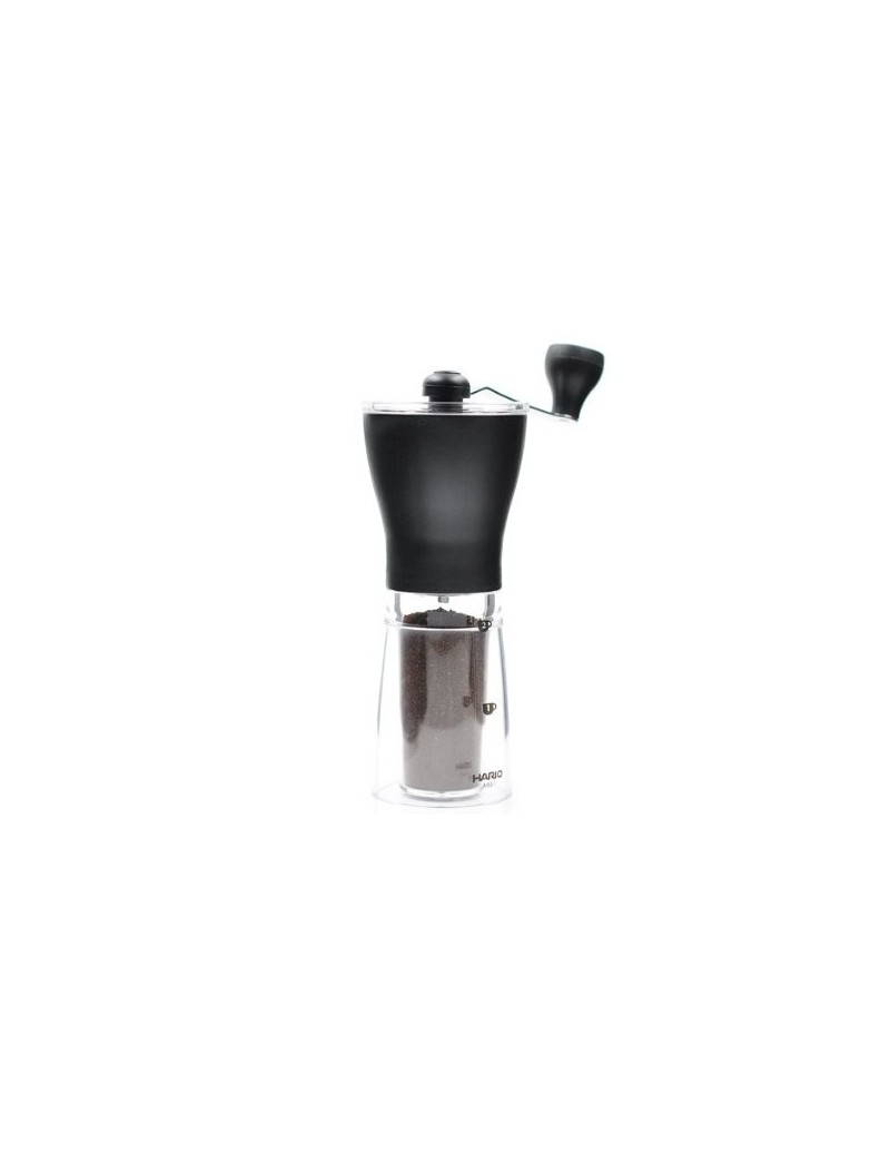 molinillo Hario Mill Slim Plastic Coffee Grinder