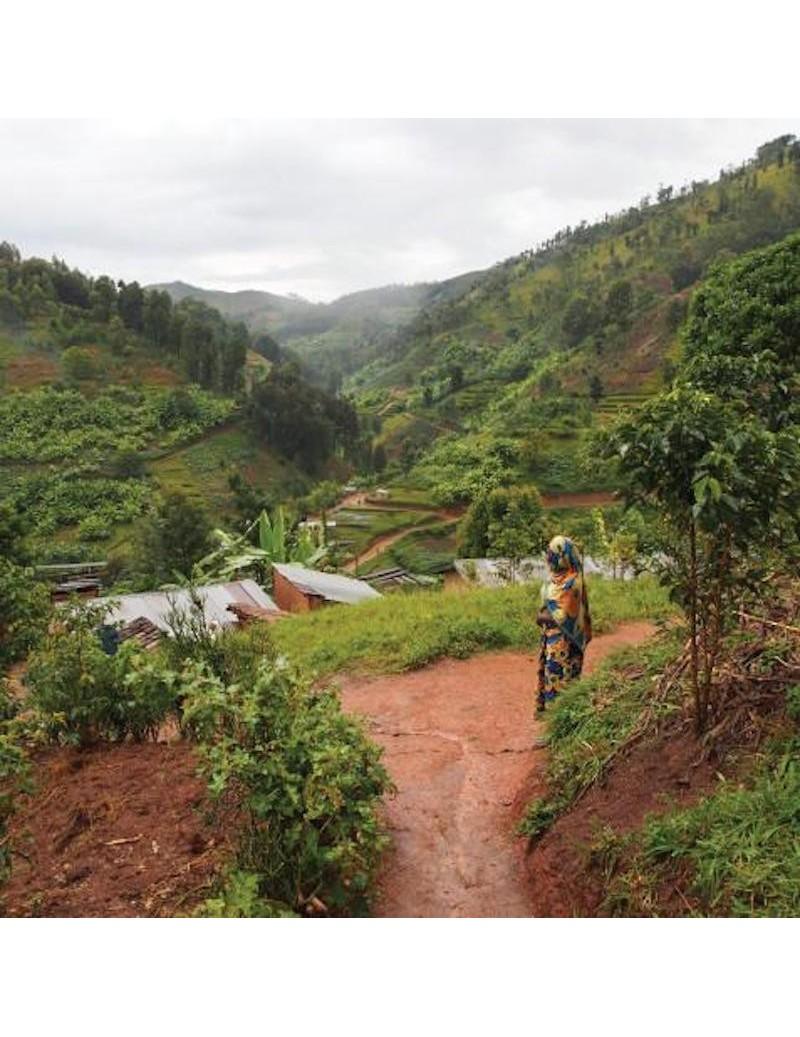Etiopía Wolichu Wachu